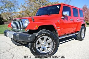 Used 2011 JEEP WRANGLER BH581782 for Sale