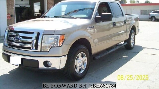 Used 2011 FORD F150 BH581784 for Sale