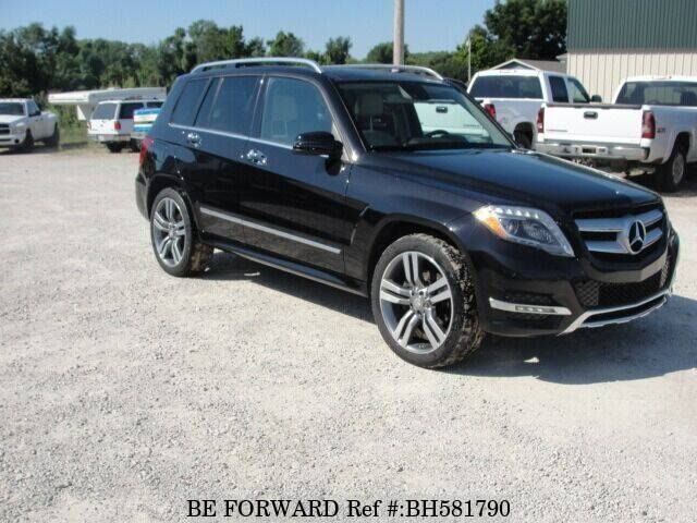 Used 2015 MERCEDES-BENZ GLK-CLASS BH581790 for Sale