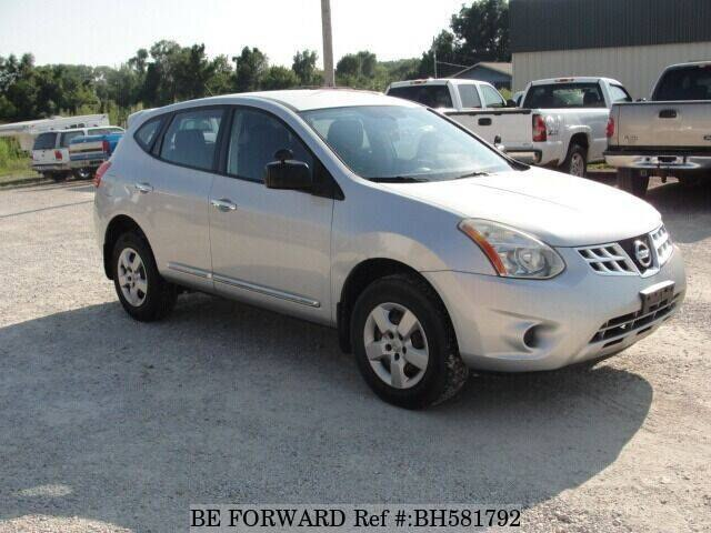 Used 2011 NISSAN ROGUE BH581792 for Sale
