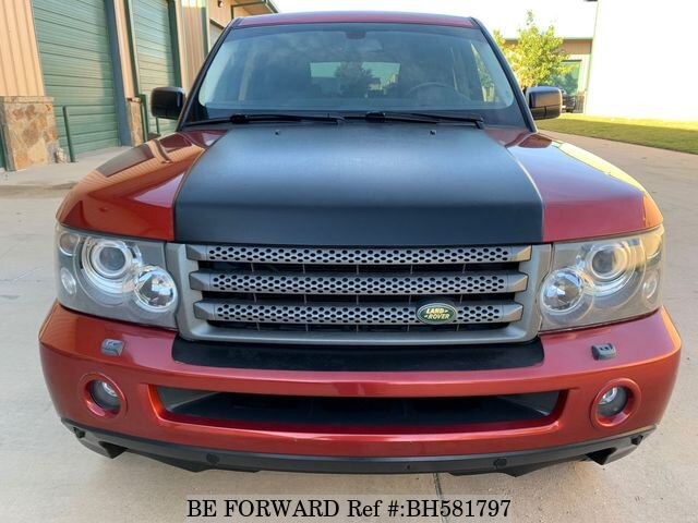 Used 2008 LAND ROVER RANGE ROVER SPORT BH581797 for Sale