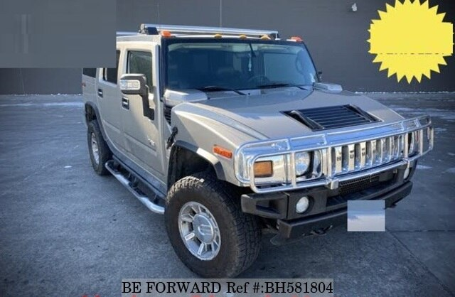 Used 2005 HUMMER H2 BH581804 for Sale