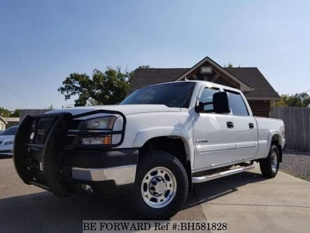 Used 2007 CHEVROLET SILVERADO BH581828 for Sale