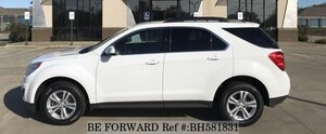 Used 2013 CHEVROLET EQUINOX BH581831 for Sale