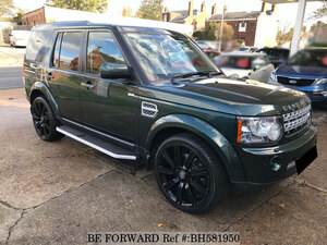 Used 2011 LAND ROVER DISCOVERY 4 BH581950 for Sale