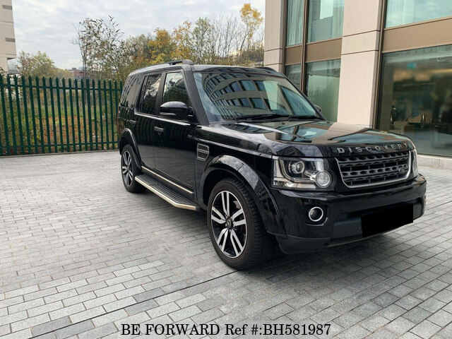 Used 2015 LAND ROVER DISCOVERY 4 BH581987 for Sale