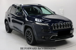 Used 2016 JEEP CHEROKEE BH582086 for Sale