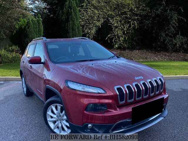 Used 2017 JEEP CHEROKEE BH582093 for Sale