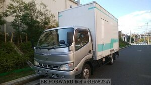 Used 2006 TOYOTA DYNA TRUCK BH582247 for Sale
