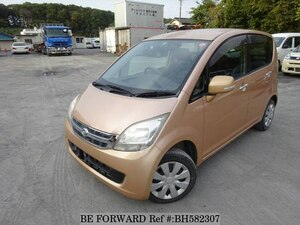 Used 2008 DAIHATSU MOVE BH582307 for Sale