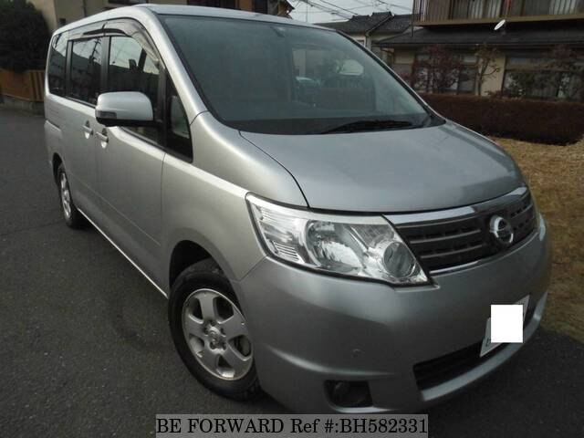 Used 2008 NISSAN SERENA BH582331 for Sale