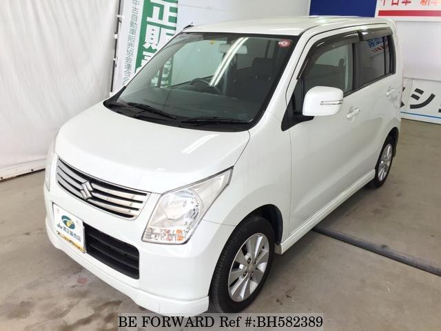 Used 2010 SUZUKI WAGON R BH582389 for Sale