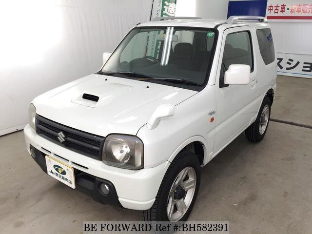 Used 2007 SUZUKI JIMNY BH582391 for Sale