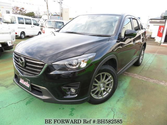 Used 2016 MAZDA CX-5 BH582585 for Sale