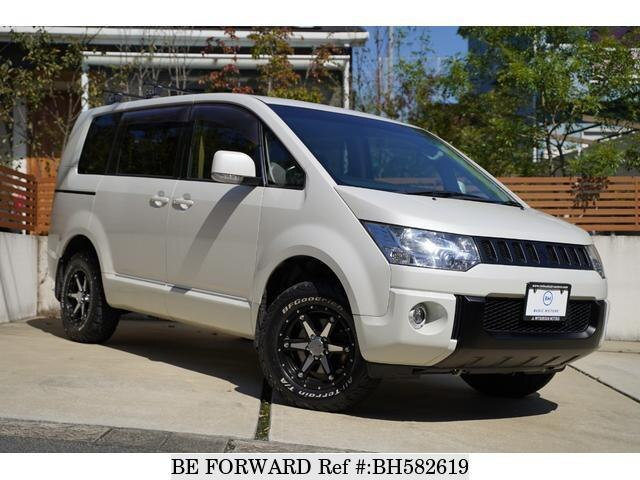 Used 2013 MITSUBISHI DELICA D5 BH582619 for Sale