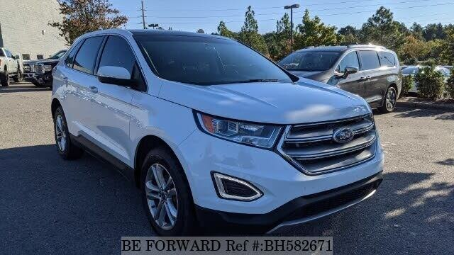 Used 2017 FORD EDGE BH582671 for Sale