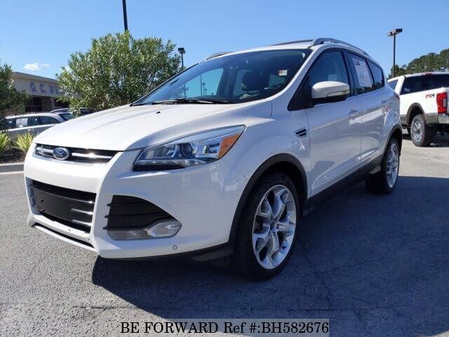 Used 2013 FORD ESCAPE BH582676 for Sale