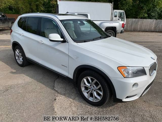 Used 2013 BMW X3 BH582756 for Sale