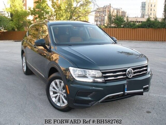 Used 2018 VOLKSWAGEN TIGUAN BH582762 for Sale