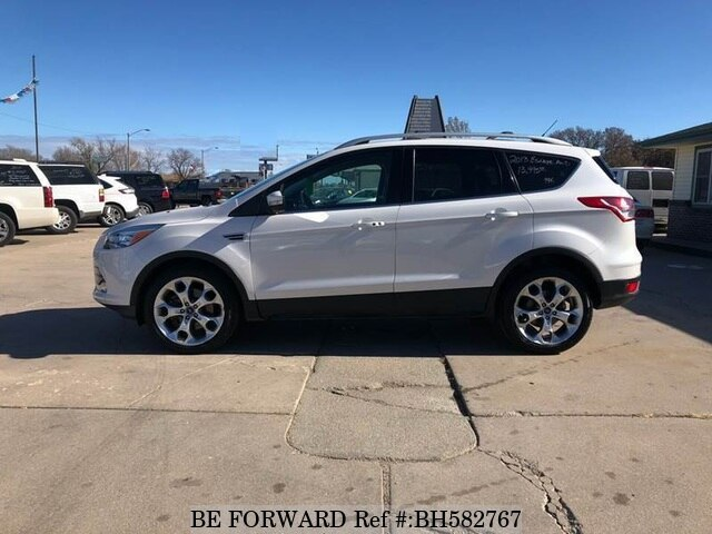 Used 2014 FORD ESCAPE BH582767 for Sale