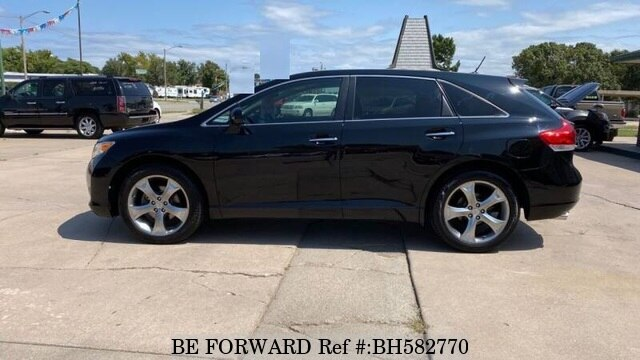 Used 2009 TOYOTA VENZA BH582770 for Sale