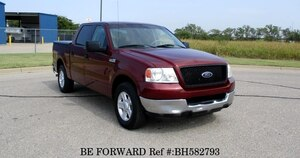 Used 2004 FORD F150 BH582793 for Sale