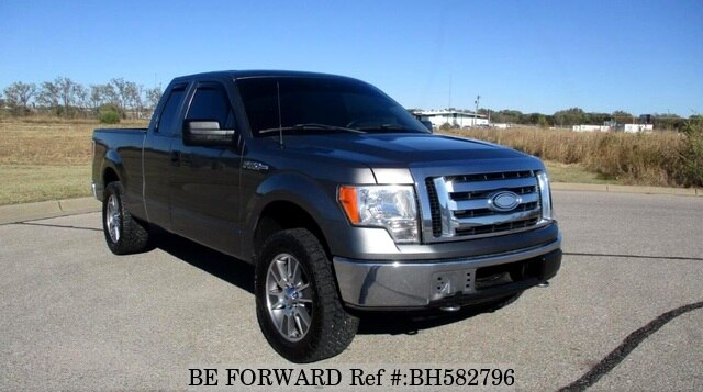 Used 2010 FORD F150 BH582796 for Sale