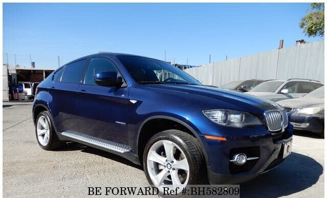 Used 2009 BMW X6 BH582809 for Sale
