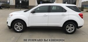 Used 2015 CHEVROLET EQUINOX BH582824 for Sale