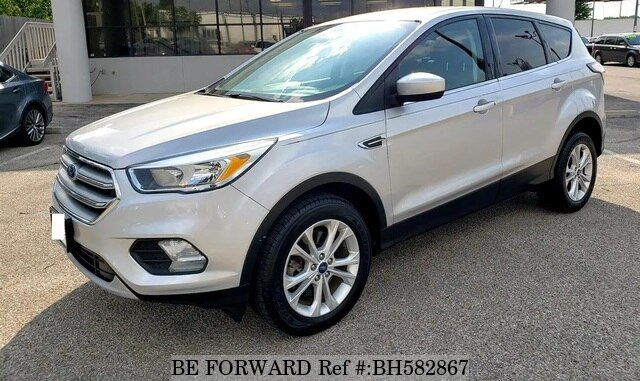 Used 2017 FORD ESCAPE BH582867 for Sale
