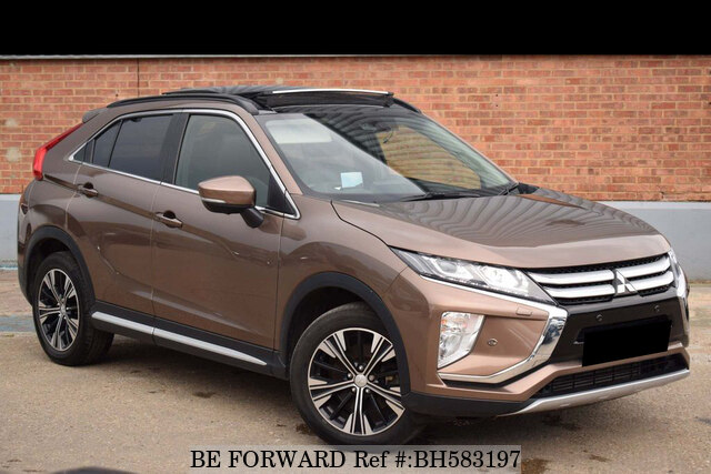 Used 2017 MITSUBISHI ECLIPSE CROSS BH583197 for Sale