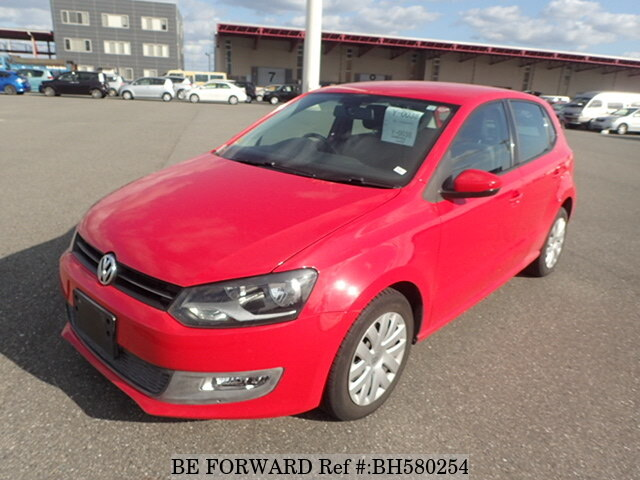 Used 2010 VOLKSWAGEN POLO BH580254 for Sale