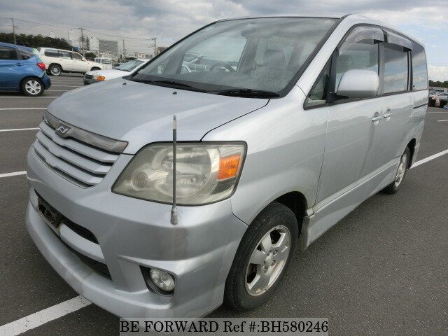 Used 2003 TOYOTA NOAH BH580246 for Sale