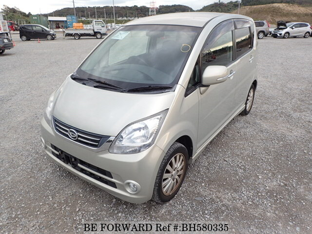 Used 2009 DAIHATSU MOVE BH580335 for Sale
