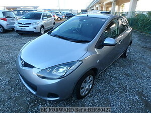 Used 2010 MAZDA DEMIO BH580427 for Sale