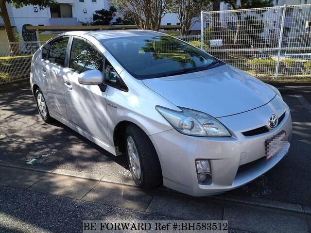 Used 2009 TOYOTA PRIUS BH583512 for Sale
