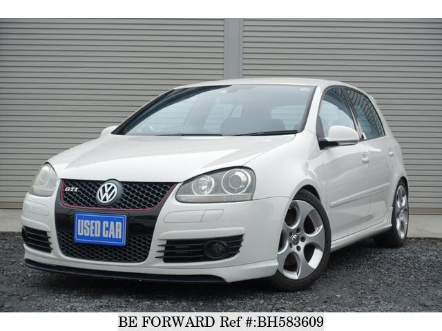 Used 2005 VOLKSWAGEN GOLF BH583609 for Sale