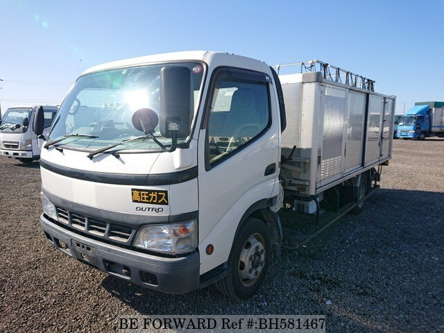 Used 2006 HINO DUTRO BH581467 for Sale