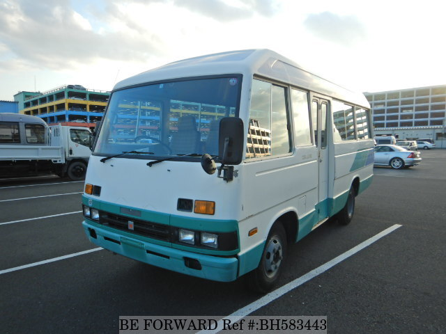 Used 1989 ISUZU JOURNEY BUS BH583443 for Sale