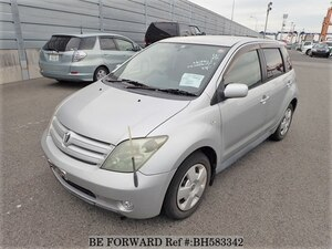 Used 2002 TOYOTA IST BH583342 for Sale