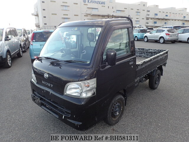 Used 2011 DAIHATSU HIJET TRUCK BH581311 for Sale