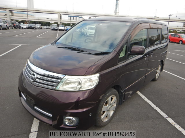 Used 2006 NISSAN SERENA BH583452 for Sale