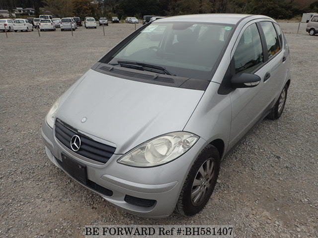 Used 2008 MERCEDES-BENZ A-CLASS BH581407 for Sale