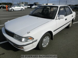 Used 1991 TOYOTA CORONA BH581451 for Sale