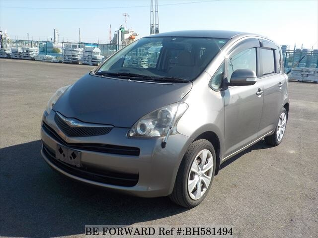 Used 2008 TOYOTA RACTIS BH581494 for Sale