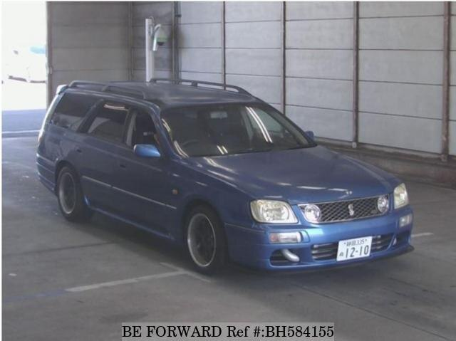 Used 2001 NISSAN STAGEA BH584155 for Sale