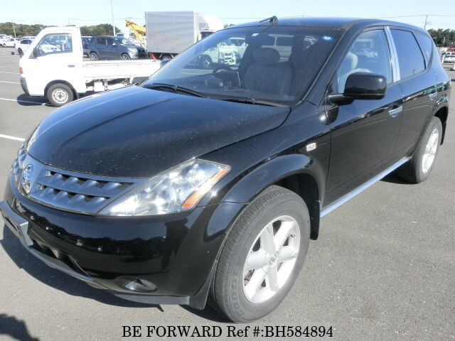 Used 2007 NISSAN MURANO BH584894 for Sale