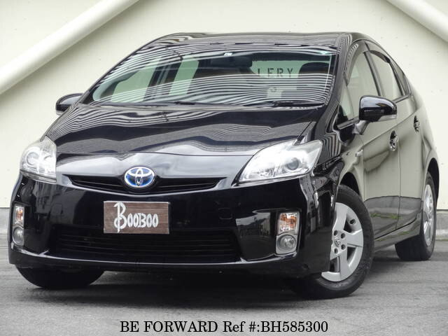 Used 2011 TOYOTA PRIUS BH585300 for Sale