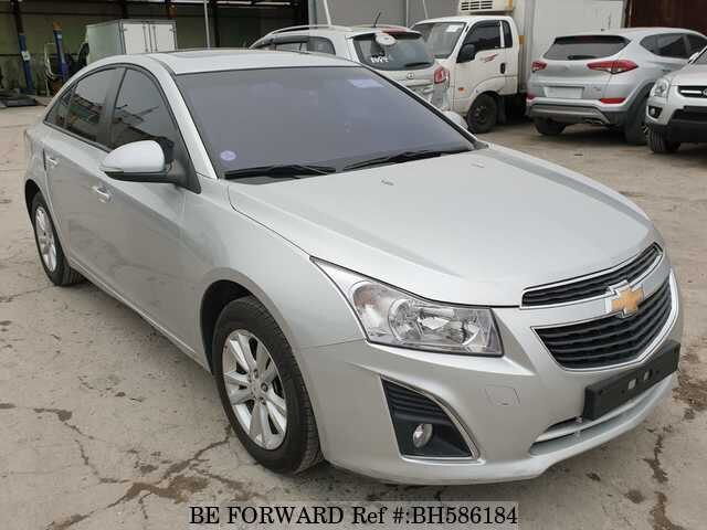 Used 2014 CHEVROLET CRUZE BH586184 for Sale