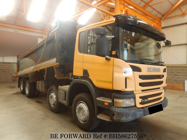 Used 2012 SCANIA P SERIES BH586275 for Sale
